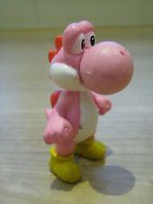 Yoshi Rosa Giocattolo Figura (MARIO)