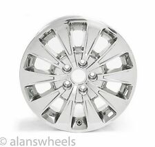 "1 NEW 2008-11 Buick Lucerne 17"" Chrome Clad Factory OEM Wheel Rim Free Ship 4092"