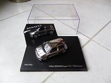 Renault Sport Clio V6 Millenium Universal Hobbies 1995/3000 1/43 miniature