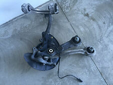 2004-2009 Mercedes E320 W211 Front Left Spindle Upper Lower Control Arms Used