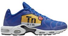 Nike Air Max Plus GPX TN Tuned 1 Men's Big Logo (8 - 12) Blue / Black AJ7181-400