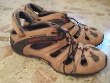 Men's Merrell Continuum Chameleon Air Cushion Hiking Sandals Vibram F4 Sz 13
