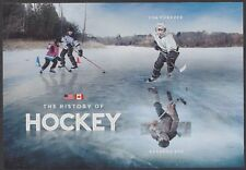US 5253c History of Hockey forever souvenir sheet MNH 2017