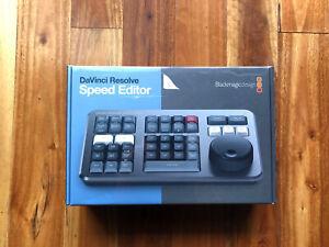 Blackmagic Design Davinci Resolve Speed Editor Keyboard