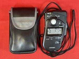 Sekonic Multimaster Model L-408 Camera Light Meter