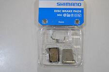Almohadillas SHIMANO frenos de Disco DEORE Resina M02/DISC PASTILLAS M02 DEO