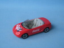 Matchbox MGF Red Body Classic English Sports Toy Model Car 66mm Boxed Coca-Cola