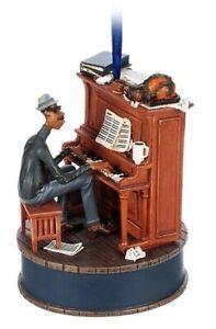 Disney Parks Pixar Ornament 2020 Soul Joe Gardner Mr. Mittens Musical