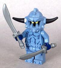 LEGO Nexo Knights - Stone Monster Minifigure Long Legs, 2 Scimitars 853677 (NEW)