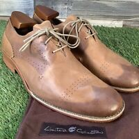 UK10 Timberland Limited Collection Wingtip Casual Oxford Derby Shoe - EU44
