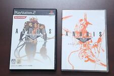 Playstation 2 Anubis Zone of the Enders Special Edition Japan PS2 game US seller