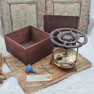 OPTIMUS 45 Paraffin Stove Camping Cooker Kerosene oil Burner Heater