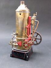 Stehende Doll Dampfmaschine zum Restaurieren