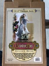 12 1/2 in. Grandeur Nowl Collector's Edition Porcelain Angel