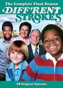 DIFFRENT STROKES COMPLETE FINAL EIGHTH SEASON 8 New Sealed DVD Different