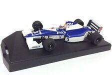 1:43 TYRRELL Ford 019 Cosworth EPSON - Satoru NAKAJIMA - Saison 1990 MIB