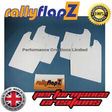 Mud flaps Ford Focus RS Rally MK1 (98-04) RallyflapZ mudflaps Blanco 4 mm PVC x 4