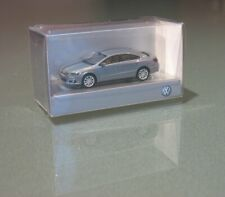 █► Volkswagen VW Passat CC Coupé graumetallic Werbe Promo Wiking 1:87 OVP