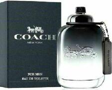 Coach New York PERFUME For Men 100 ml 3.3 oz EDT Spray
