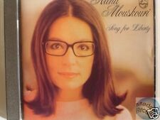 NANA MOUSKOURI ( CD ) SONG FOR LIBERTY WEST GERMANY