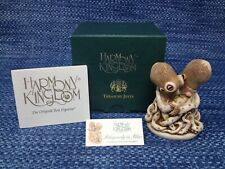 New ListingHarmony Kingdom Rhapsody In Blue Tjser02 Octopus Dancing Mint in Box