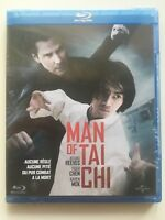 Man of Tai Chi BLU RAY NEUF SOUS BLISTER Film d'arts martiaux de Keanu Reeves