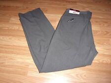 Van Heusen Flex Light Gray Slim Fit Suit Pants 40x32 NWT $100