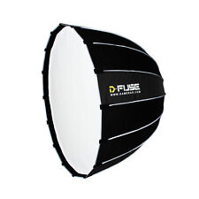 "D-fuse 35"" / 90mm Para Softbox: 16 Rod, Bownes Mount, Carrying Bag"