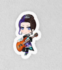 "Bang Dream, Bandori. Laminated 3"" Sticker. Raise a Suilen Layer Chibi"