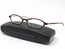 Nine West Eyeglass Frames Tortoise Creme Plastic Full Rim Rectangular 47[]15-130