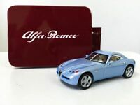 ALFA ROMEO Nuvola Azzurro - Metallic Light Blue  MODEL CAR 1:43 SCALE SOLIDO + T