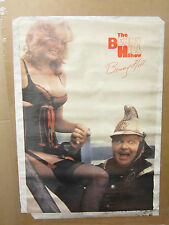 vintage The Benny Hill Show hot girl poster 1383