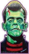 Frankenstogy Sticker Decal Artist Ben Von Strawn BV1 Frankenstein