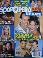 SECRET STORY PLANS 8/19/97 SOAP OPERA UPDATE  Look!!