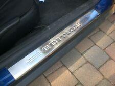 Einstiegsleisten Chevrolet Spark Bj ab 2010 > Prägung Edelst.