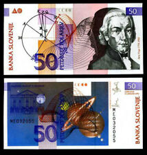 Slovenie SLOVENIA Billet 50 TOLAJEV 1992 P13 NEUF UNC