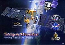 Guyana 2006 Calipso Satellite S/S Sc#3931 Mnh Cv$4.25 Astronomy