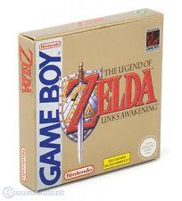 GameBoy - The Legend of Zelda: Link's Awakening (nicht DX) (DE) (mit OVP) wieNEU