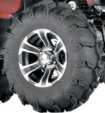 Set (4) 28-10-12 Mud Lite XL 28x10-12 ATV UTV Tires and wheels ITP SS HD