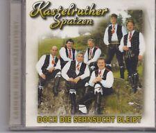 Kastelruther Spatzen-Doch Die Sehnsucht Bleibt cd album