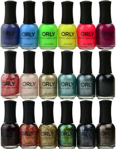 Orly Nail Polish 18ml - 164 Colours