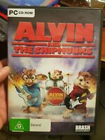 Alvin and The Chipmunks -  PC GAME - FREE POST