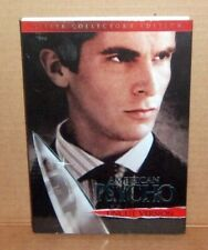 American Psycho (Dvd, 2005, Uncut) Christian Bale Reese Witherspoon