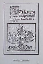 Titelbild DIE NEUN MUSEN IN DER DICHTERQUELLE Baden bei Wien Reprint Druck