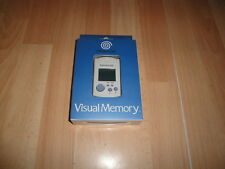 Sega Dreamcast visual Memory VM