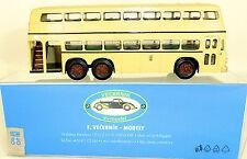 D3U Doppeldecker Bus Büssing Handarbeit Kleinserie V&V Modell H0 1:87  µ √