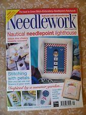 NEEDLEWORK Magazine August 1998 No. 73