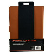 """Blackweb Universal Tablet Case for 9-10"""" Tablets Brown BWA18TA022 GC 🔥"""