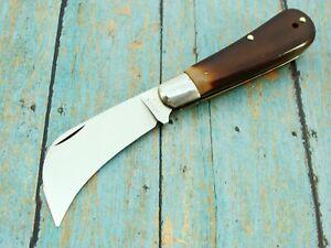BOKER TREE BRAND USA 9215 FOLDING HAWKBILL PRUNER JACK POCKET KNIFE KNIVES TOOLS