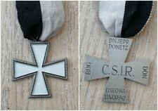 Medaglia Croce CSIR croce di ghiaccio  Campaign Medal